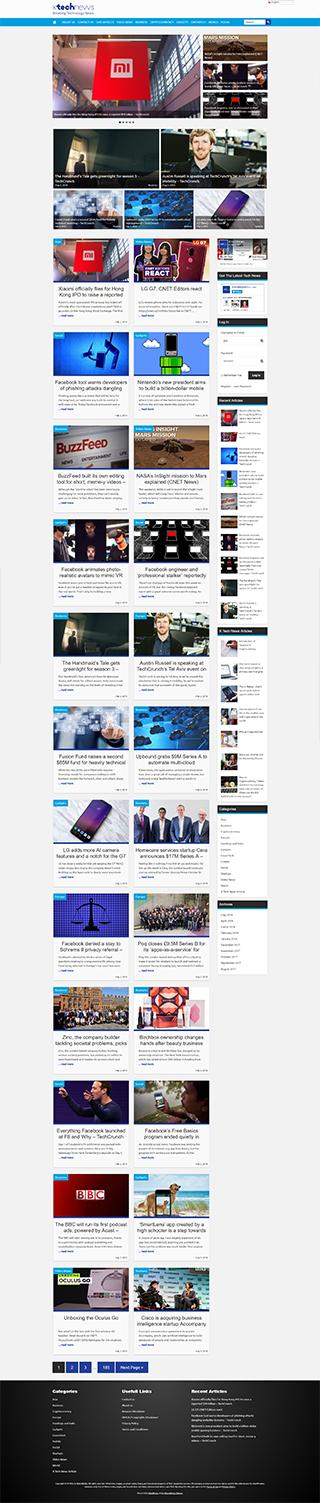 XTech News